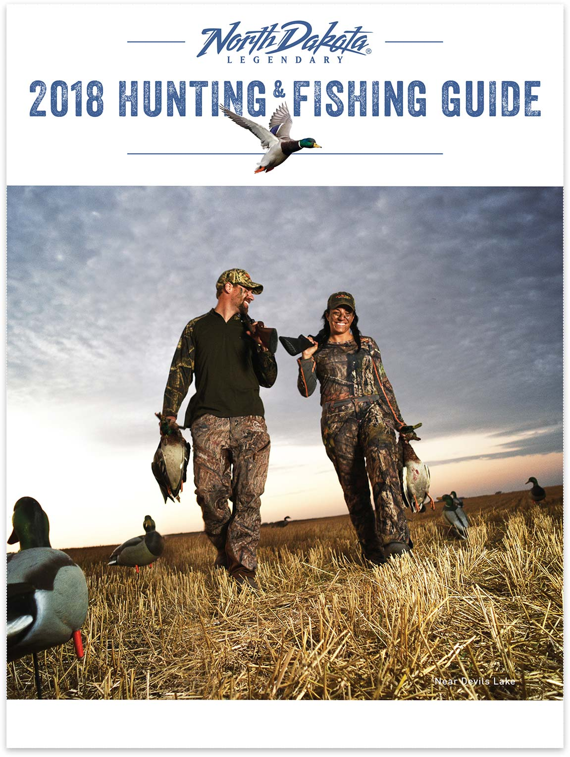 North Dakota Hunting and Fishing Guide